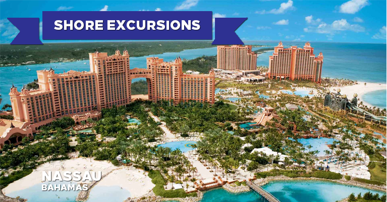TECHSPO At Sea Shore Excursions Nassau Bahamas
