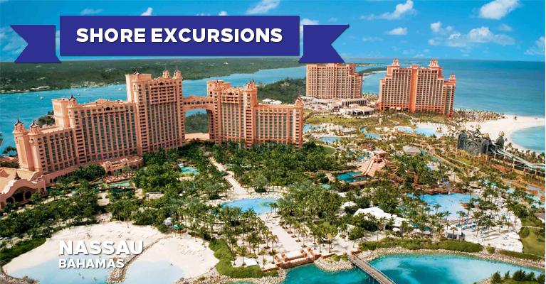 TECHSPO At Sea Shore Excursions Nassau Bahamas