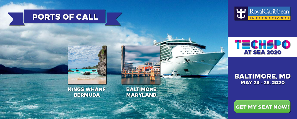 Digimarcon Cruise Ports of Call